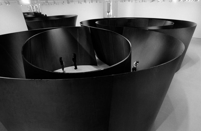 Richard Serra, Sequence, 2006 CoSA | Contemporary Sacred Art