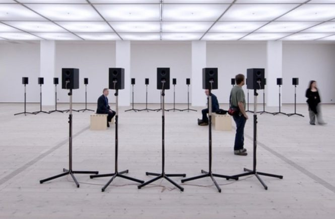Janet Cardiff The Forty Part Motet Courtesy: the artist and BALTIC Centre for Contemporary Art, Gateshead © BALTIC Centre for Contemporary Art