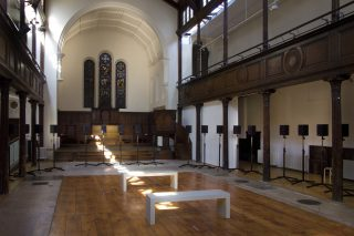 Janet Cardiff, Forty Part Motet, 2011