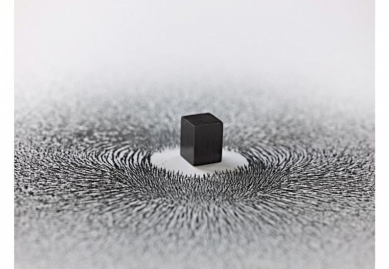 Ahmed Mater, Magnetism Installation, 2009