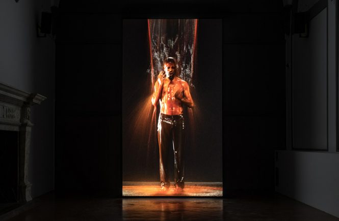 Bill Viola, Inverted Birth, 2014