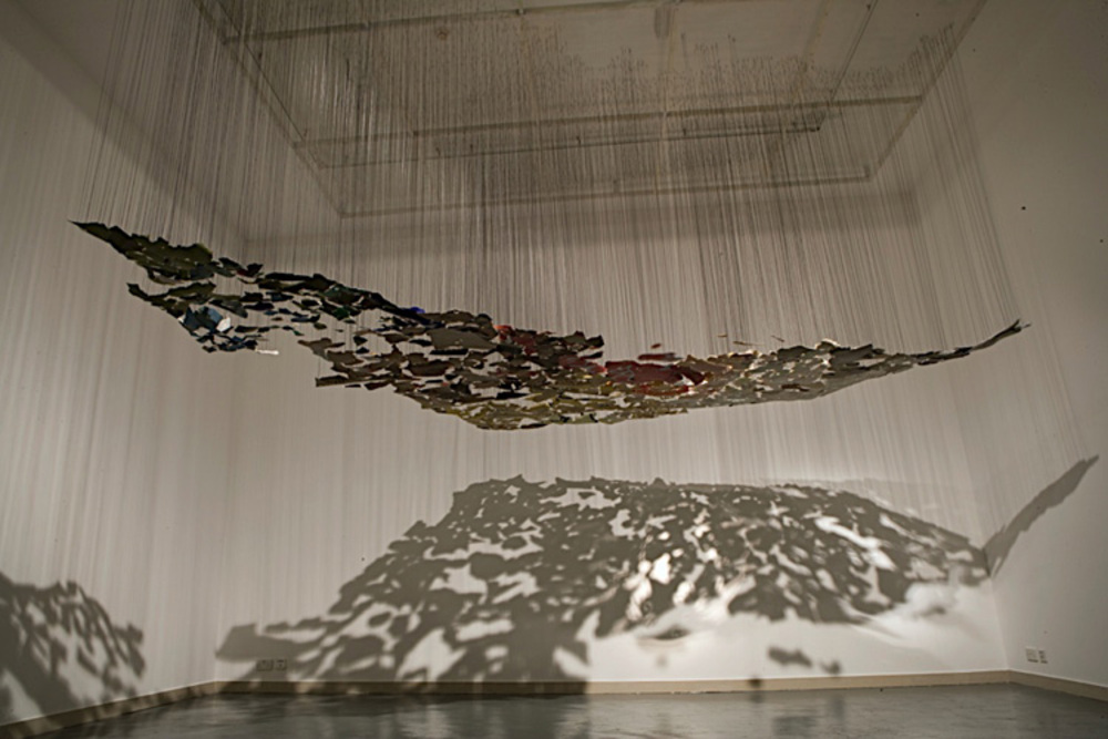 Nadia Kaabi-Linke, Understanding Over Views, 2009