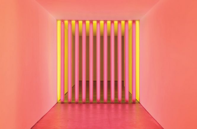 Dan Flavin, Untitled, 1972-75